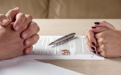 Der Ablauf einer Scheidung