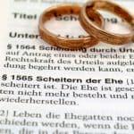 Scheidung einreichen – Die wichtigsten Infos!