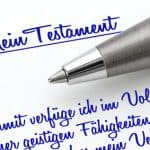 Ein Testament aufsetzen: Für wen ist das sinnvoll und was gilt es zu beachten?
